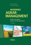 Modernes Agrarmanagement