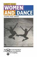 Women and Dance Pdf/ePub eBook