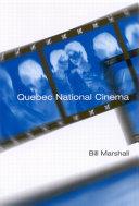 Pdf Quebec National Cinema Telecharger
