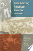 Documenting American Violence Book PDF
