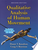 Qualitative Analysis Of Human Movement Book PDF