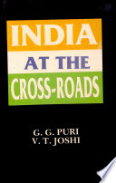 India at the Cross-roads