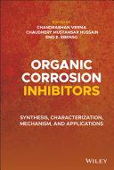 Organic Corrosion Inhibitors Book