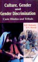 Culture Gender And Gender Discrimination