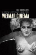 Weimar Cinema