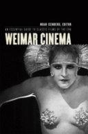 Weimar Cinema ebook