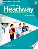 American Headway 5: Students Book + Oxford Online Skills Program Pack
