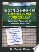Second Grade Lesson Plans Book