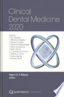Clinical Dental Medicine 2020