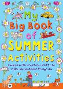 My Big Book of Summer Activities [Pdf/ePub] eBook