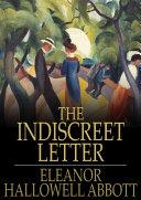 The Indiscreet Letter Pdf/ePub eBook
