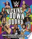 WWE Kicking Down Doors Book