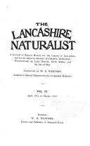 Lancashire and Cheshire Naturalist ebook