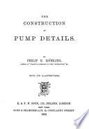 The Construction of Pump Details Book PDF