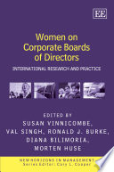 Women On Corporate Boards Of Directors