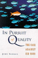 In pursuit of quality