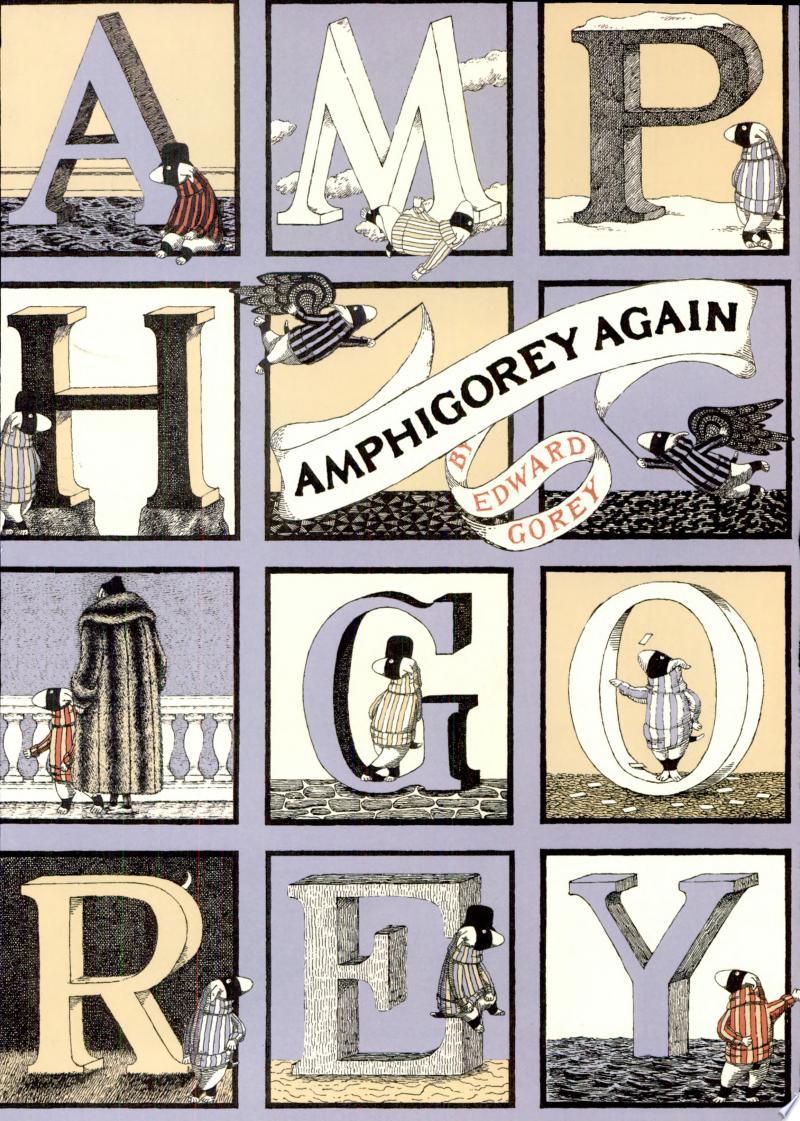 Amphigorey Again banner backdrop
