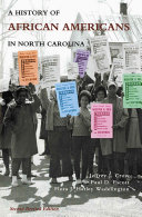A History of African Americans in North Carolina ebook