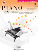 Piano Adventures - Level 2B Gold Star Performance Book