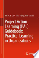 Project Action Learning  PAL  Guidebook  Practical Learning in Organizations