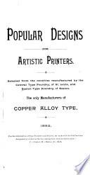 Popular Designs For Artistic Printers