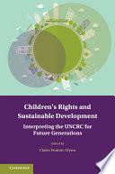 Children s Rights and Sustainable Development