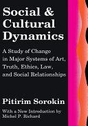 Social and Cultural Dynamics Pdf/ePub eBook