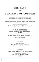 The Laws of Contrast and Colour