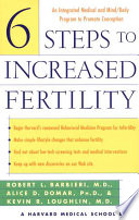 Six Steps to Increased Fertility Book