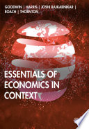 Essentials of Economics in Context