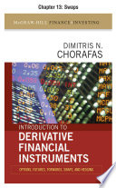 Introduction to Derivative Financial Instruments, Chapter 13 - Swaps