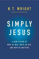 Simply Jesus: