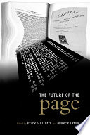 The Future of the Page