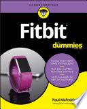 """Fitbit For Dummies"" by Paul McFedries"