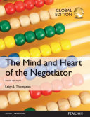 Pdf The Mind and Heart of the Negotiator, Global Edition