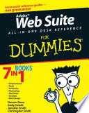 Adobe Creative Suite 3 Web Premium All in One Desk Reference For Dummies