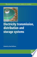 Electricity Transmission Distribution And Storage Systems Book PDF