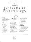 Kelley S Textbook Of Rheumatology Book PDF