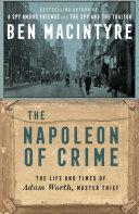 The Napoleon of Crime Pdf/ePub eBook