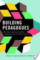 Building Pedagogues Book PDF