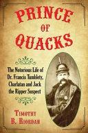 Pdf Prince of Quacks
