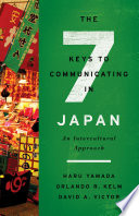 The Seven Keys to Communicating in Japan Book