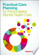 Ebook Practical Care Planning For Personalised Mental Health Care