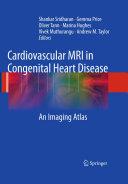 Cardiovascular MRI in Congenital Heart Disease