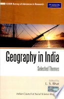 Geography In India  Selected Themes Book