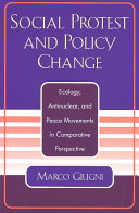 Social Protest and Policy Change