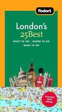 Fodor S London S 25 Best