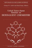 Pdf United States-Japan Seminar on Host-Guest Chemistry