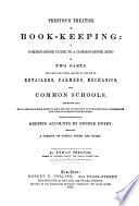 Preston s Treatise on Book keeping Book