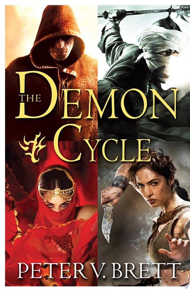The Demon Cycle 4-Book Bundle image